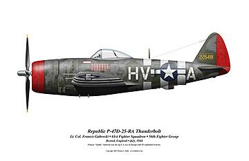 P 47 Prints